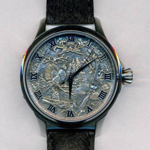 Часы наручные охота ремешок для часов tissot t035407a купить